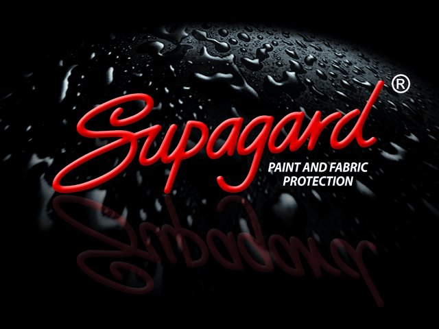 Supagard Paint And Fabric Protection