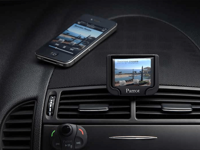 Parrot Hands-Free Car Kit